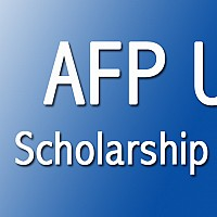 2020 AFP Utah Scholarship Application Now Open